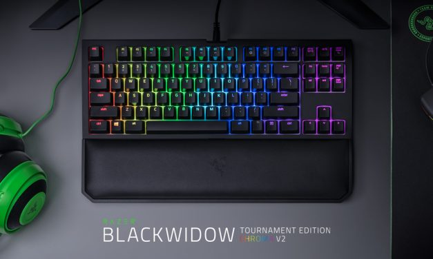 Razer BlackWidow Tournament Edition Chroma V2 Review