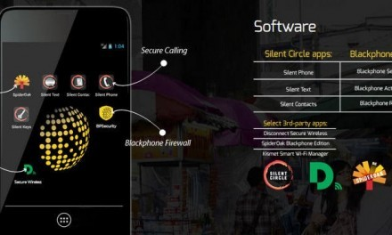 """Blackphone y Blackberry los smartphones """"más seguros del mundo"""""""