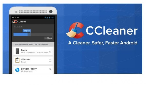 CCleaner ya es oficial en Google Play