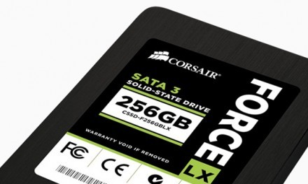 Nueva gama de SSDs Corsair Force Series LX