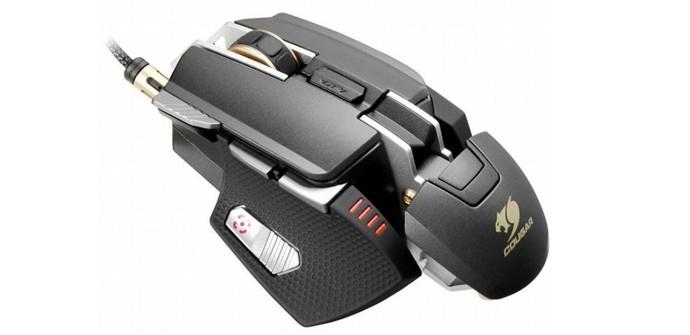 Cougar 700M, el ratón transformable, ya disponible