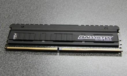 Crucial ha anunciado sus nuevas Memorias Ram DDR4