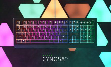 Juega a tu manera con el nuevo Razer Cynosa V2