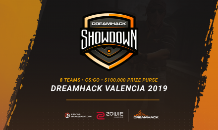 """DREAMHACK SHOWDOWN"": ALL WOMEN CS:GO TOURNAMENT"