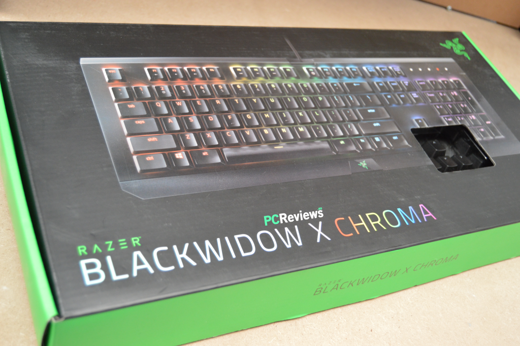 BlackWindow X Chroma