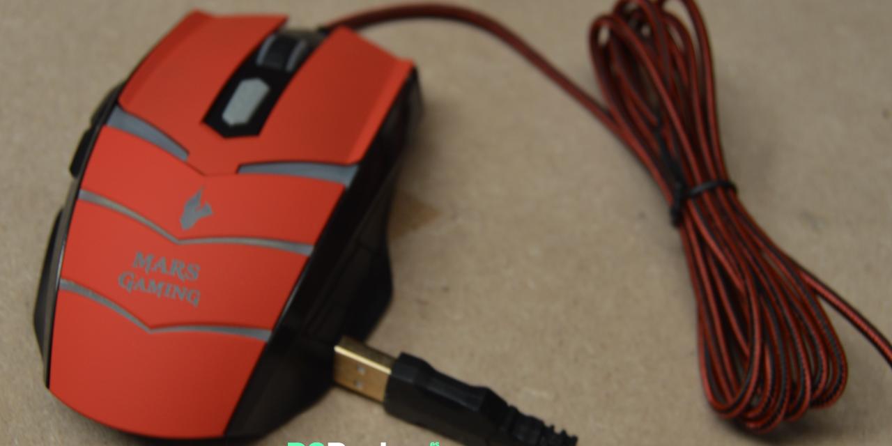 Mars Gaming MMVU1 Vulcano Review
