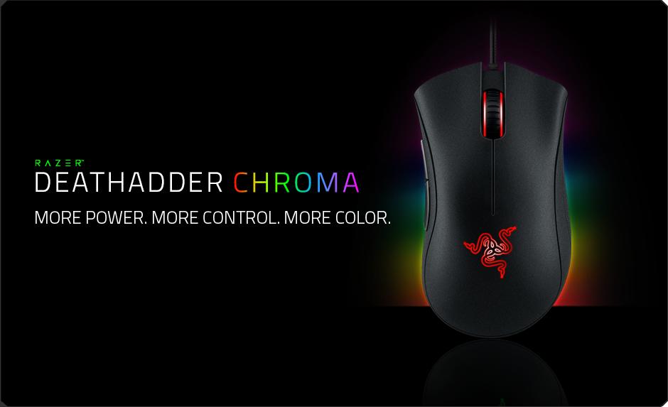 Razer DeathAdder Chroma Review