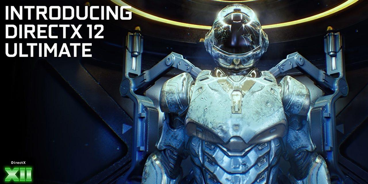 Anunciado DirectX 12_2