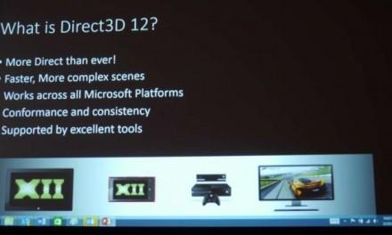 Conoce la compatibilidad de DirectX 12