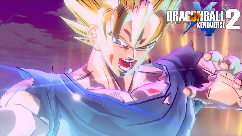 Dragon Ball Xenoverse 2 muestra su nuevo gameplay