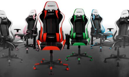 Drift anuncia nuevas sillas ergonómicas: DR175 y DR275