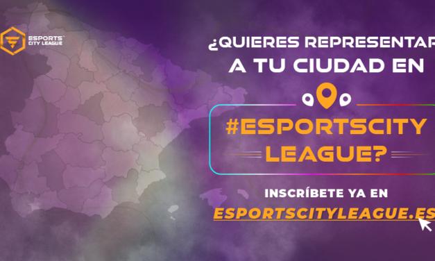 Arranca la primera liga de esports entre ciudades: Esports City League