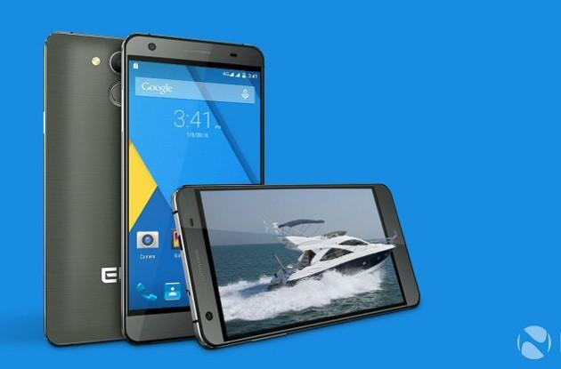 Elephone P7000, alta gama a precio de baja