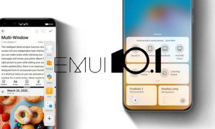 Huawei anuncia la actualización de EMUI 10.1 con nuevas características en fotografía