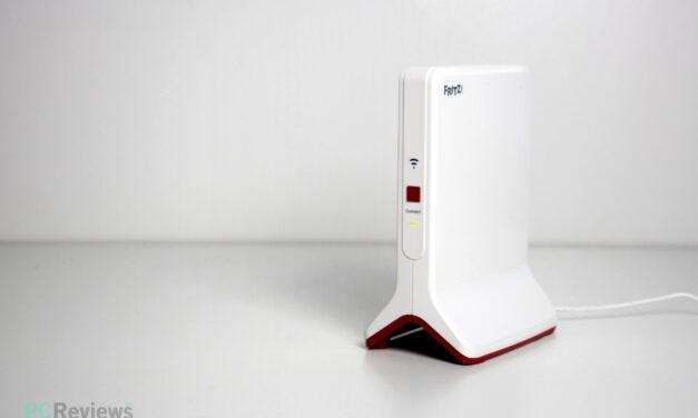 Nuevo FRITZ! Repeater 6000: amplía la cobertura del Wi-Fi con la máxima velocidad
