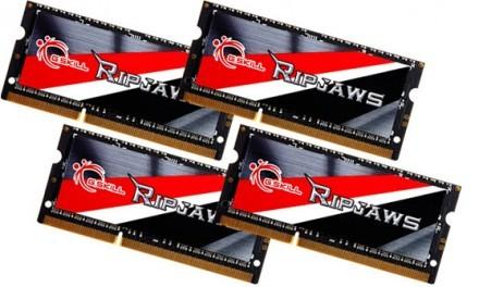 G.Skill lanza un kit de memoria RAM SO-DIMM de 32 GB DDR3L a 2133 Mhz