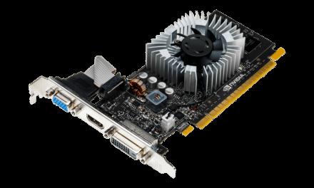 Nvidia lanza la GT 730