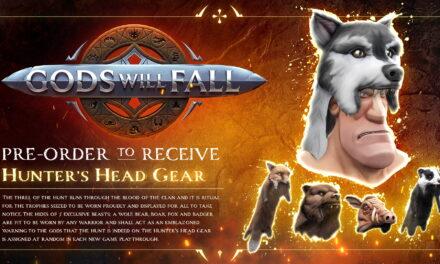 Gods Will Fall – comienza la reserva anticipada