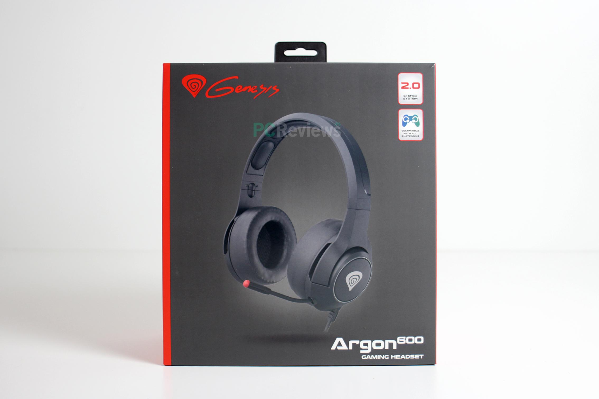 Genesis Argon 600