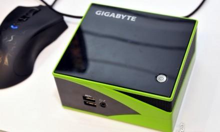 Gigabyte anuncia su Mini-PC