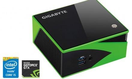 Gigabyte anuncia su mini ordenador gaming