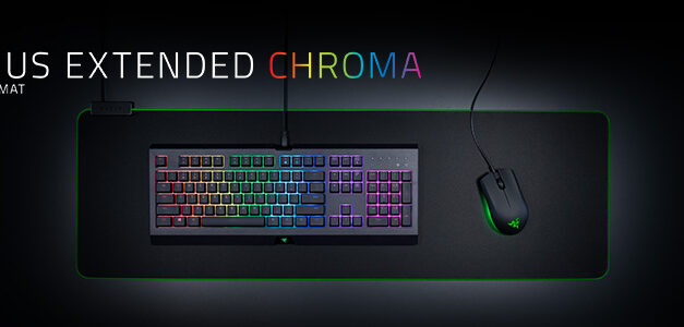 RAZER GOLIATHUS EXTENDED CHROMA REVIEW