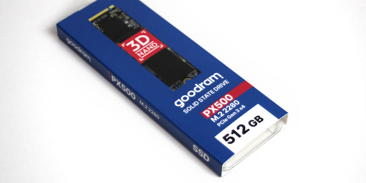 Goodram PX500 NVME Review