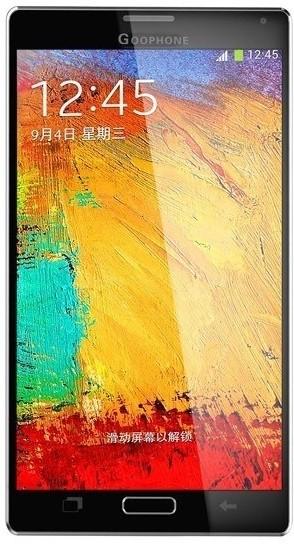 Se muestra el primer clon del Samsung Galaxy Note 4