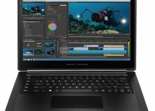 HP Omen Pro, nuevo portátil profesional HP