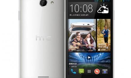 HTC anuncia un smartphone de baja gama que será lanzado en la India