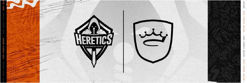 noblechairs y Team Heretics sellan una gran alianza
