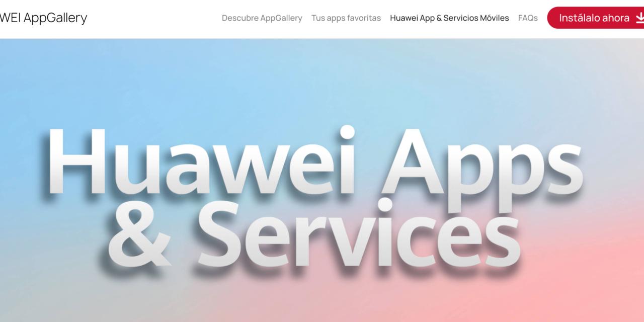 HUAWEI celebra el éxito de AppGallery en Europa
