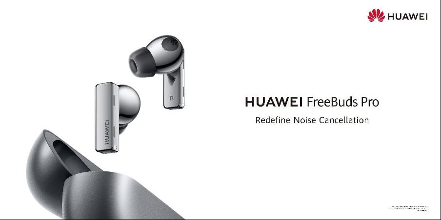 Huawei lanza los primeros auriculares TWS del mundo con cancelación de ruido dinámica e inteligente