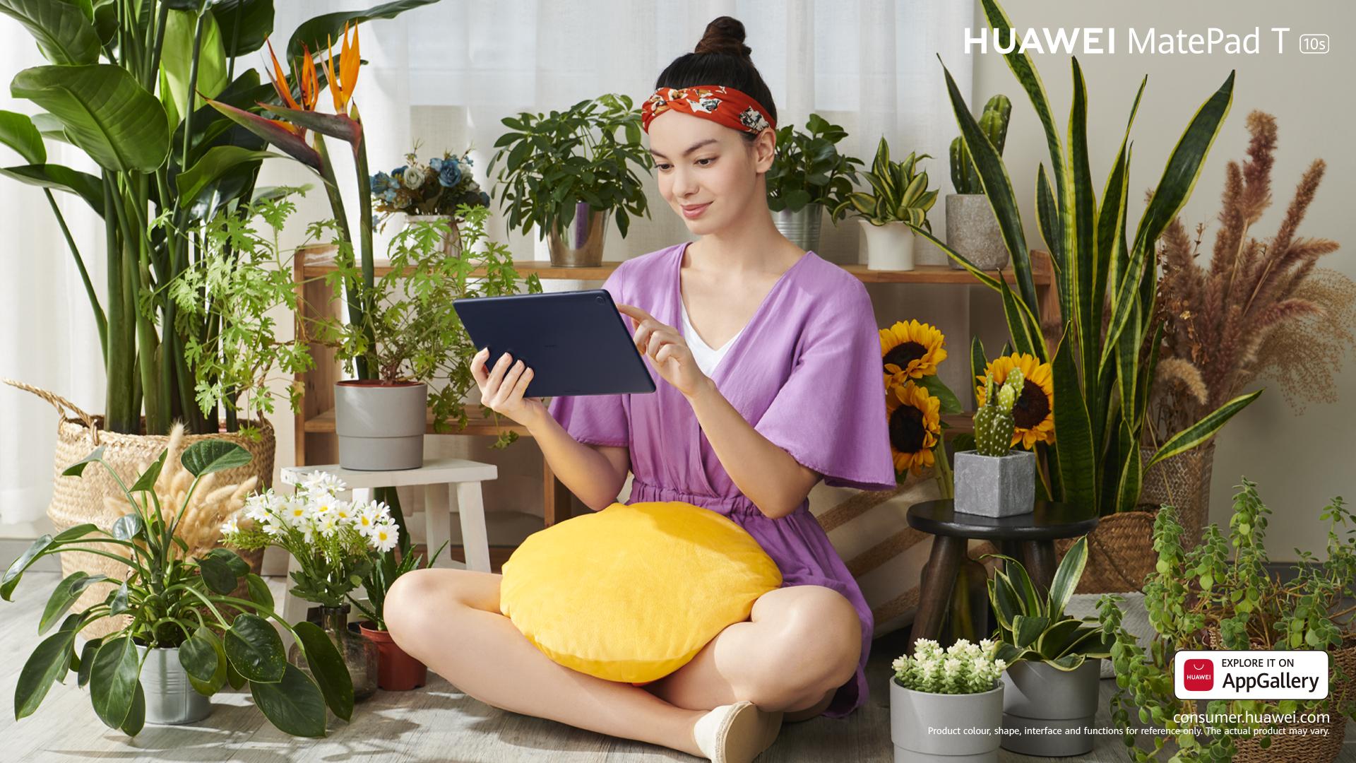 Prepárate para un San Valentín muy tecnológico con los productos de Huawei!