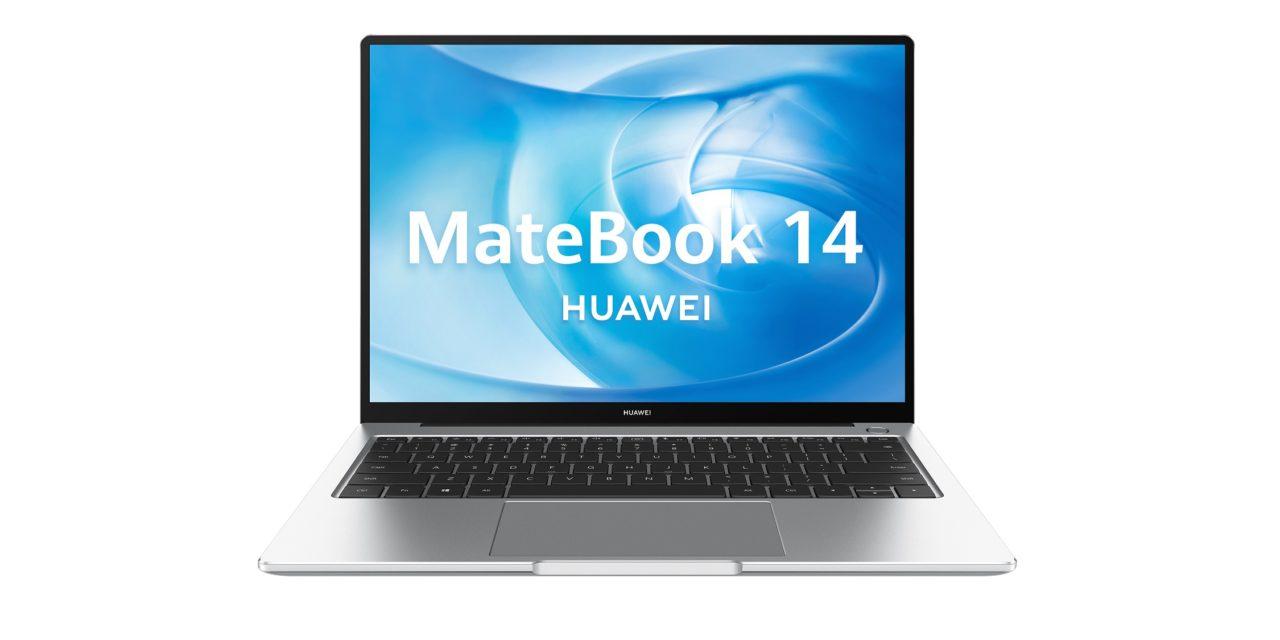 HUAWEI MateBook 14, llega al mercado español