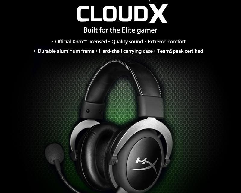 HyperX CloudX Review