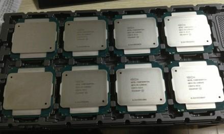 Intel Haswell-EP, procesadores con 36 núcleos