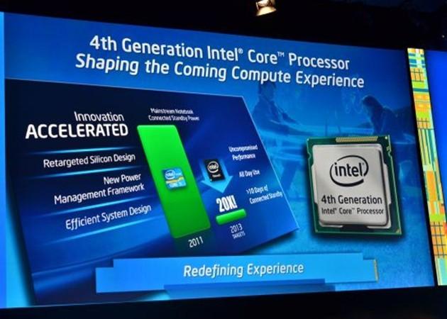 Intel lanza 8 procesadores Haswell económicos