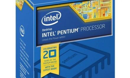 Intel Pentium Anniversary Edition a la venta