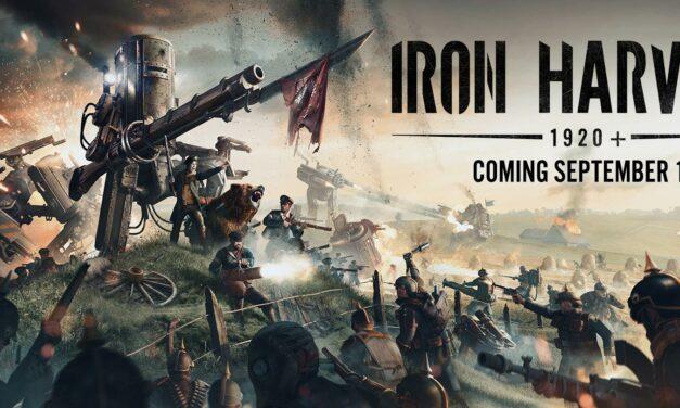 Iron Harvest 1920+ estrena su hoja de ruta con nuevos mapas y modos