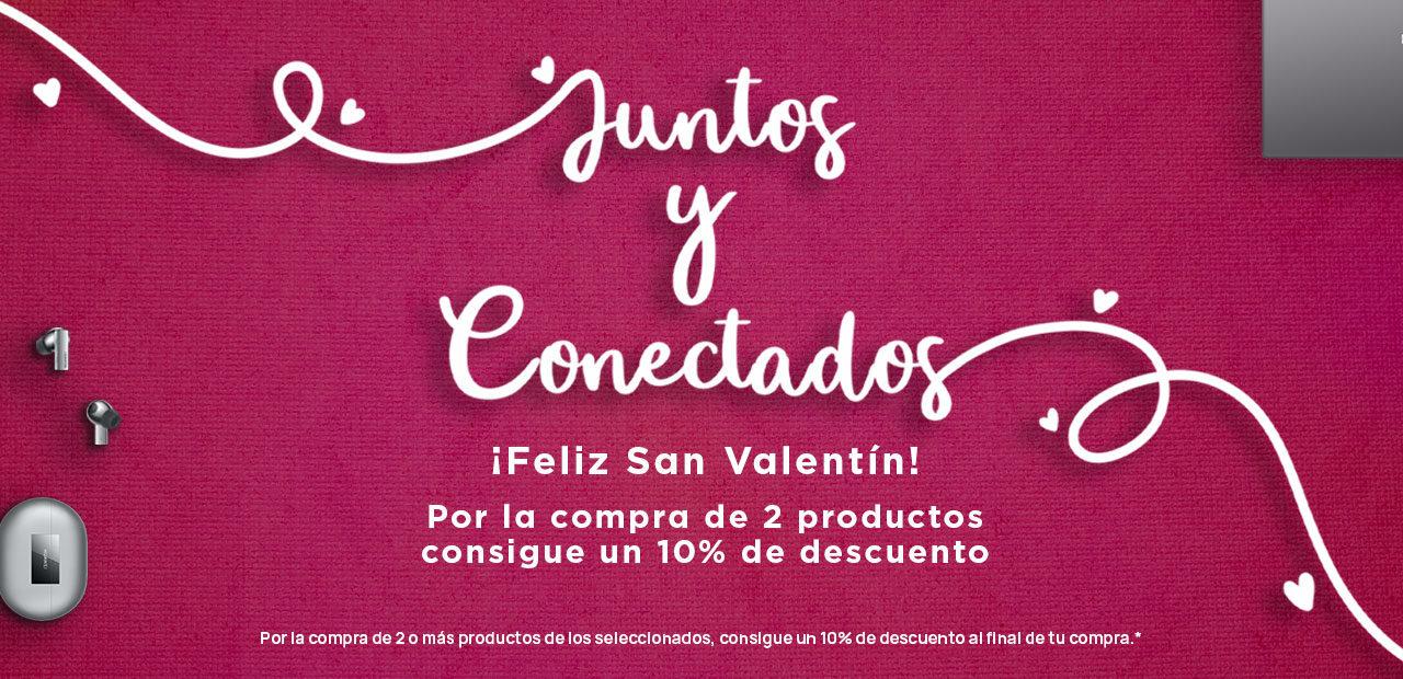 """Huawei lanza nuevas promociones para San Valentín con su campaña """"Juntos y Conectados"""" + GIFT GUIDE"""