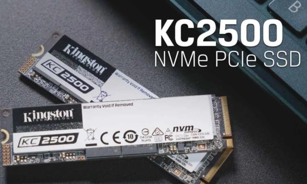 Kingston KC2500 Review