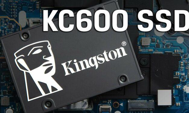 Kingston KC600 Review