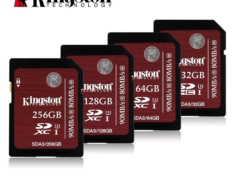 Kingston SDA3/32GB Review