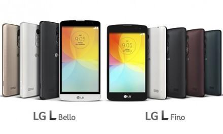 LG presenta sus nuevos smartphones L Serie