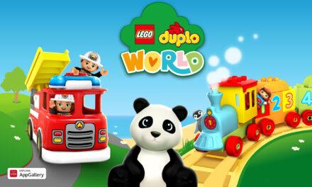 LEGO® DUPLO® WORLD se suma a AppGallery para acercar el aprendizaje y la diversión a millones de usuarios