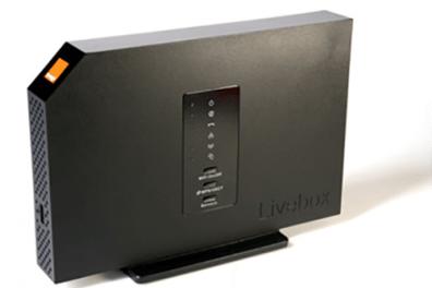 Orange lanza su nuevo router Livebox
