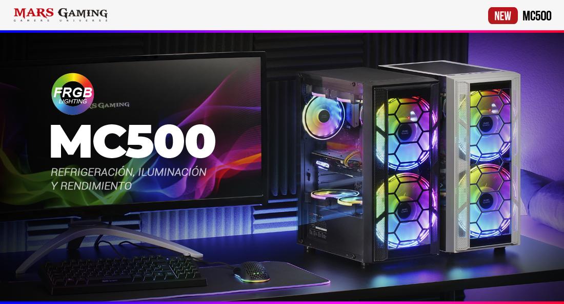SEMITORRE GAMING MC500