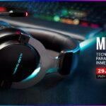 Nuevos auriculares MH4X