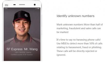 MIUI 6 el nuevo sistema operativo de Xiaomi que permitirá ver llamadas ocultas